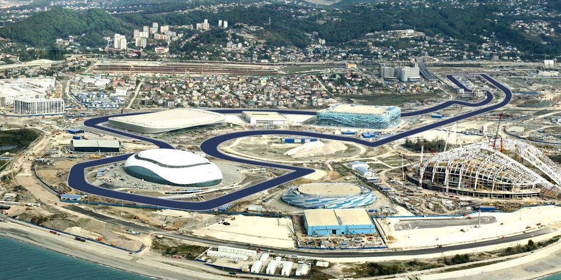 Sochi - GP Russland