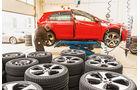 Sommerreife, 205/55 R 16 V, VW Golf, Reifenwechsel