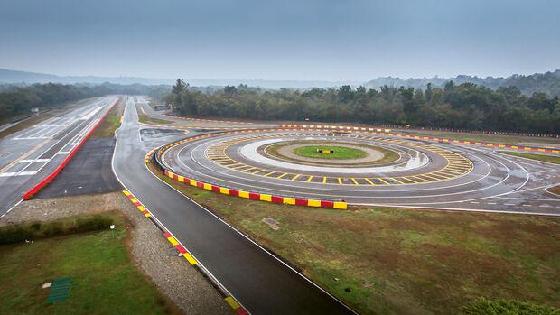 Sommerreifen 2017 - Test - Circuito Tazio Nuvolari