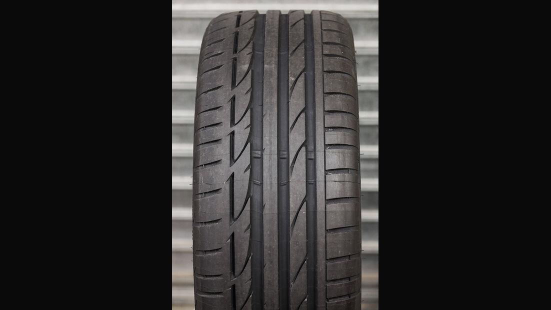 Sommerreifen-Test, Bridgestone Potenza S 001
