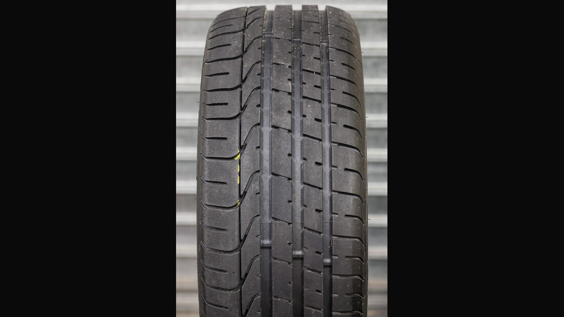 Sommerreifen-Test, Pirelli P Zero