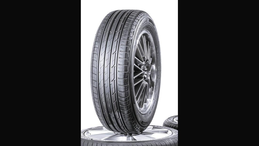 Sommerreifentest 2016 von auto motor und sport, Bridgestone Turanza T001