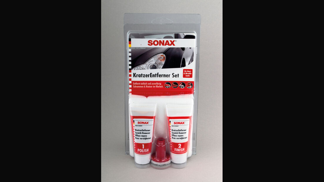 Sonax Kratzer-Entferner-Set