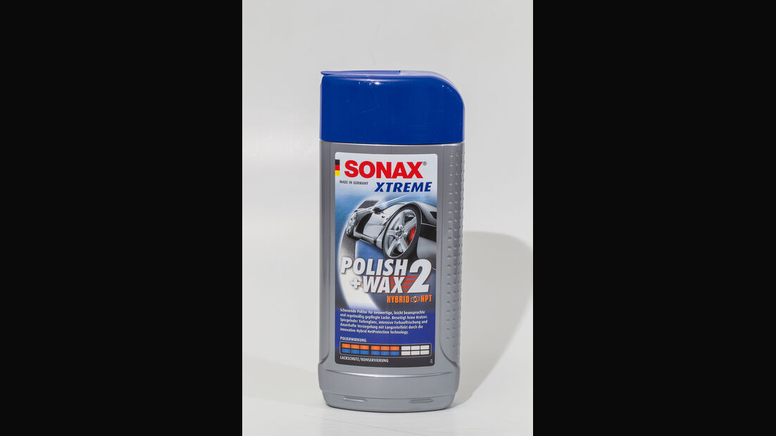 Sonax Xtreme Polish & Wax 2 Hybrid NPT