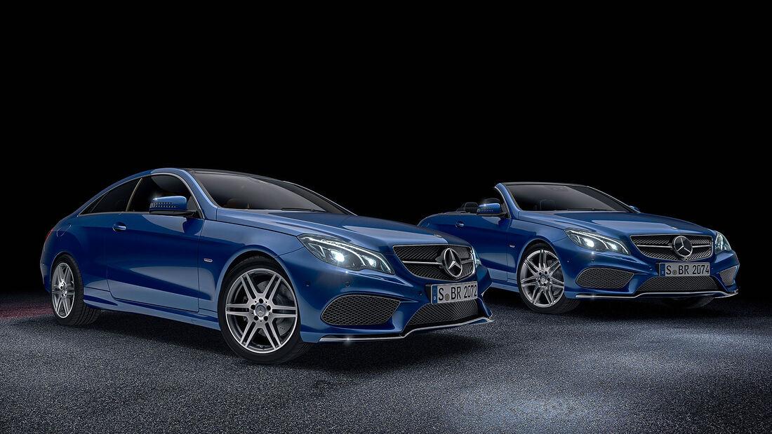 Sondermodell Sport Edition Mercedes E-Klasse