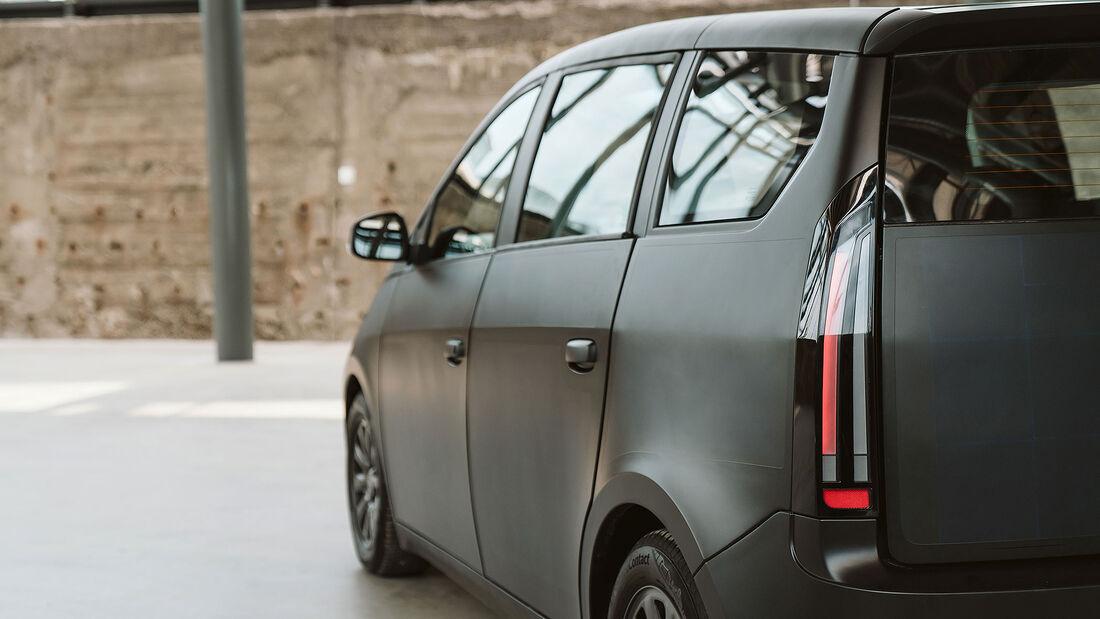 Sono Motors Sion Protoyp