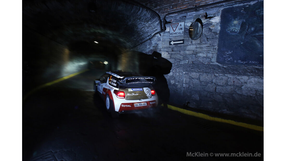 Sordo WRC Rallye Mexiko 2013