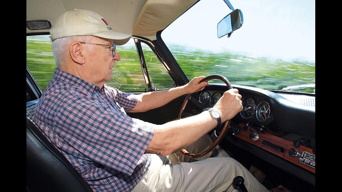 Sorjo Ranta im Porsche 901