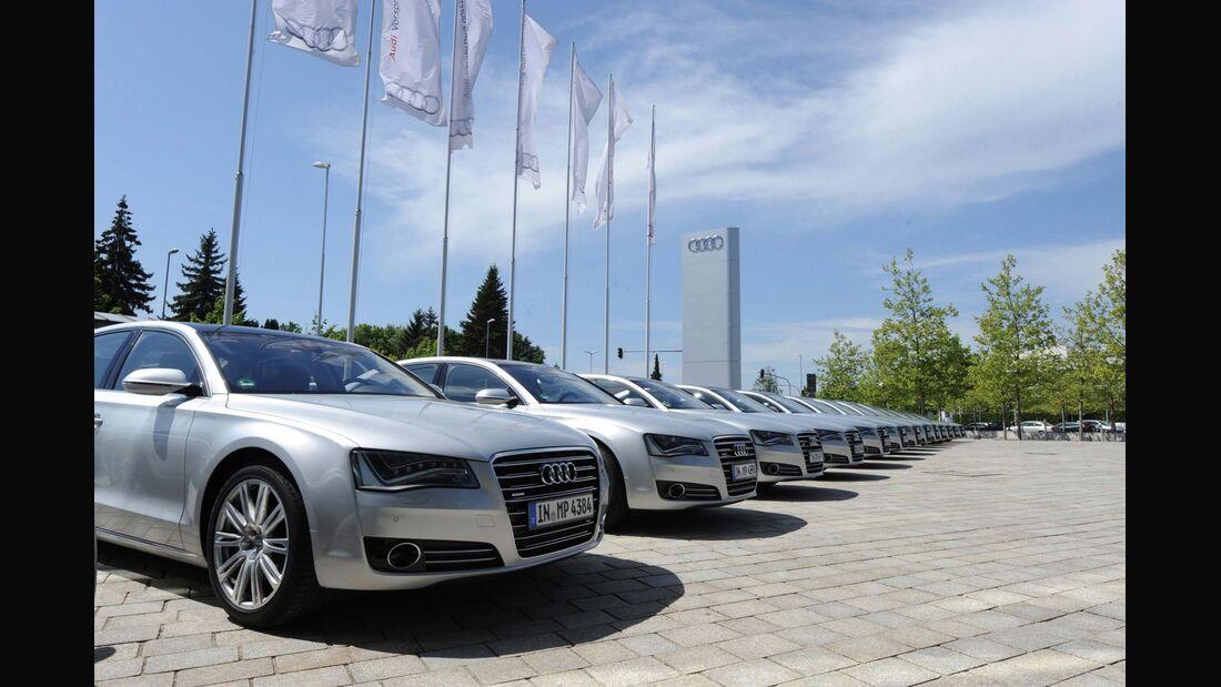 Sowohl Autoscout24 als auch Mobile.de verzeichnen einen Anstieg der Gebrauchtwagenpreise im Juni.