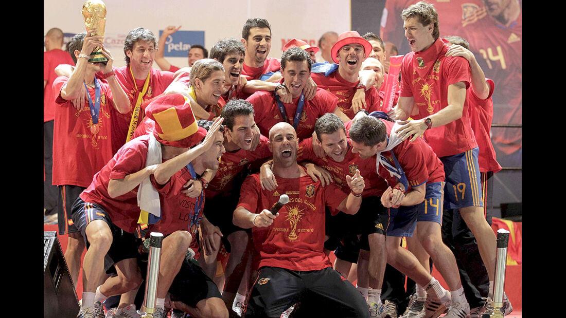 Spanien Fußballweltmeister