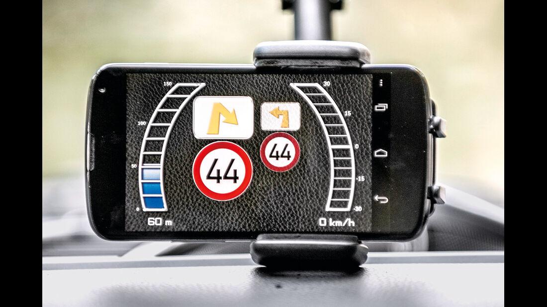 Spartechnologien, Navigation