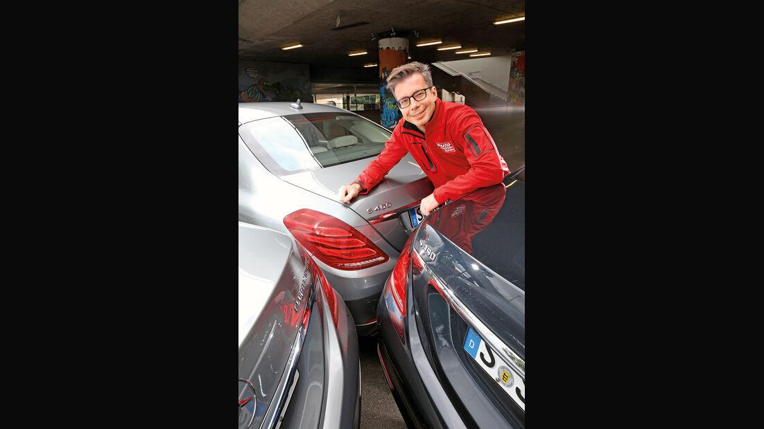 Sparversionen der Mercedes S-Klasse