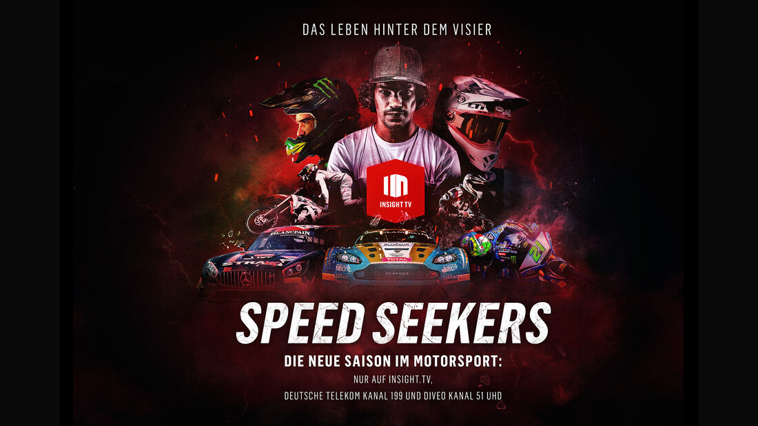 Speed Seekers Advertorial