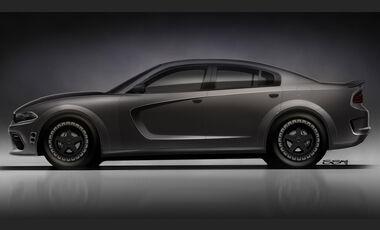 SpeedKore Dodge Charger Sema 2019