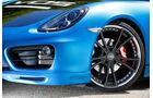 Speedart-Cayman SP81-CR, Rad, Felge, Bremse