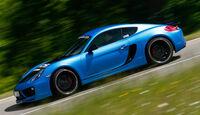 Speedart-Cayman SP81-CR, Seitenansicht