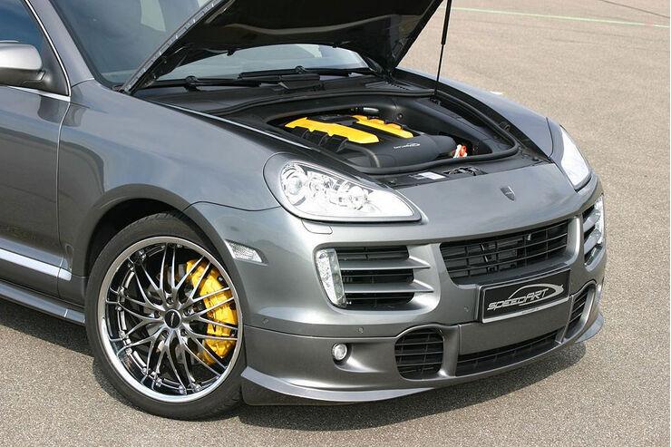 Speedart Porsche Cayenne Diesel Titan DTR
