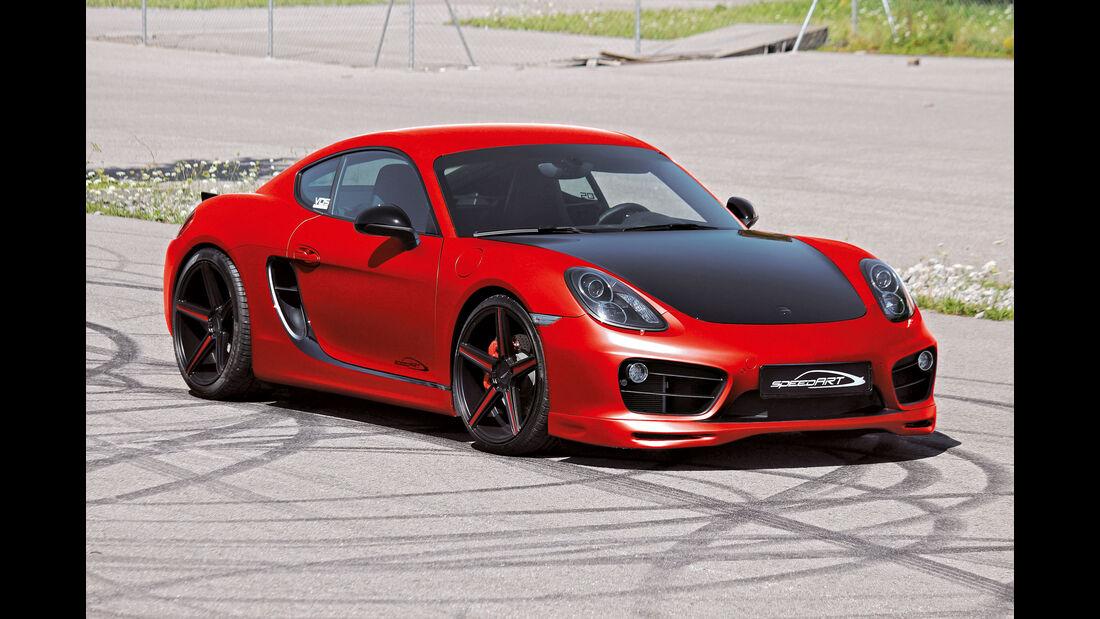 Speedart-Porsche SP81-CR