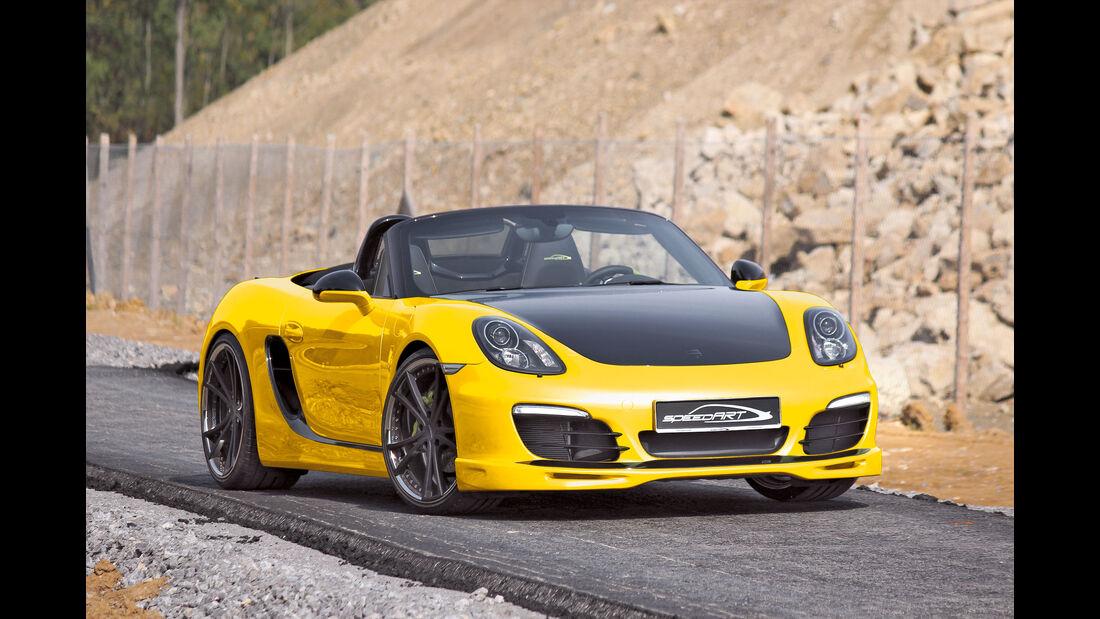 Speedart-Porsche SP81-R
