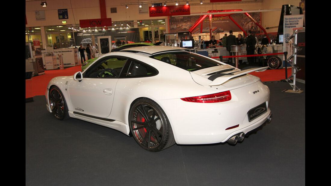 Speedart auf der Essen Motor Show 2012.