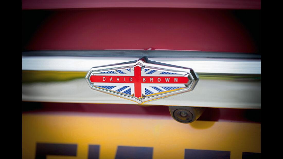 Speedback GT, Emblem