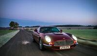 Speedback GT, Frontansicht