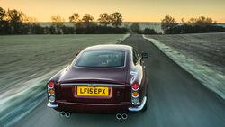 Speedback GT, Heckansicht