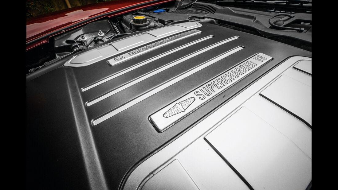 Speedback GT, Motor
