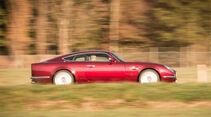 Speedback GT, Seitenansicht