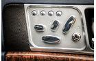 Speedback GT, Sitzverstellung