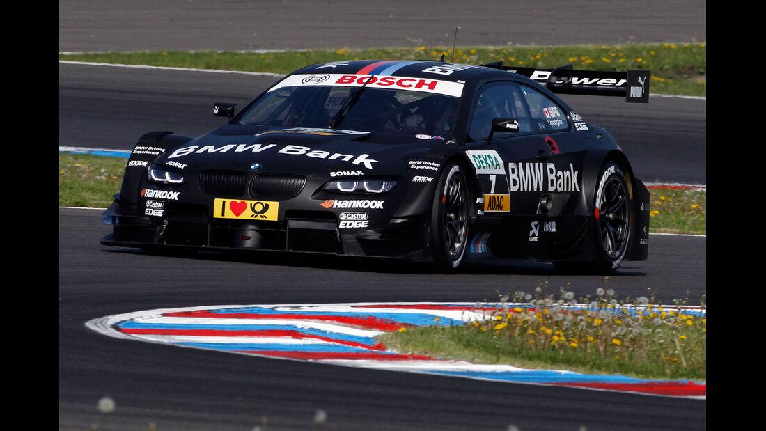 Spengler BMW DTM Lausitzring 2012