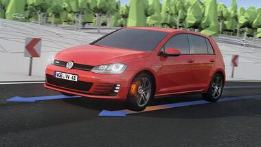 Sperrdifferenzial VW Golf 7
