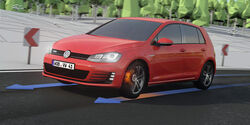 Sperrdifferenzial VW Golf 7