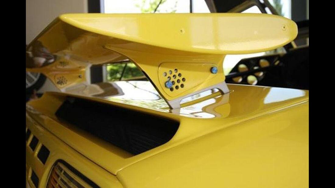Spoiler Bugatti EB 110 von Michael Schumacher