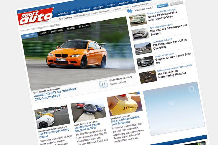Sport Auto Relaunch 2011