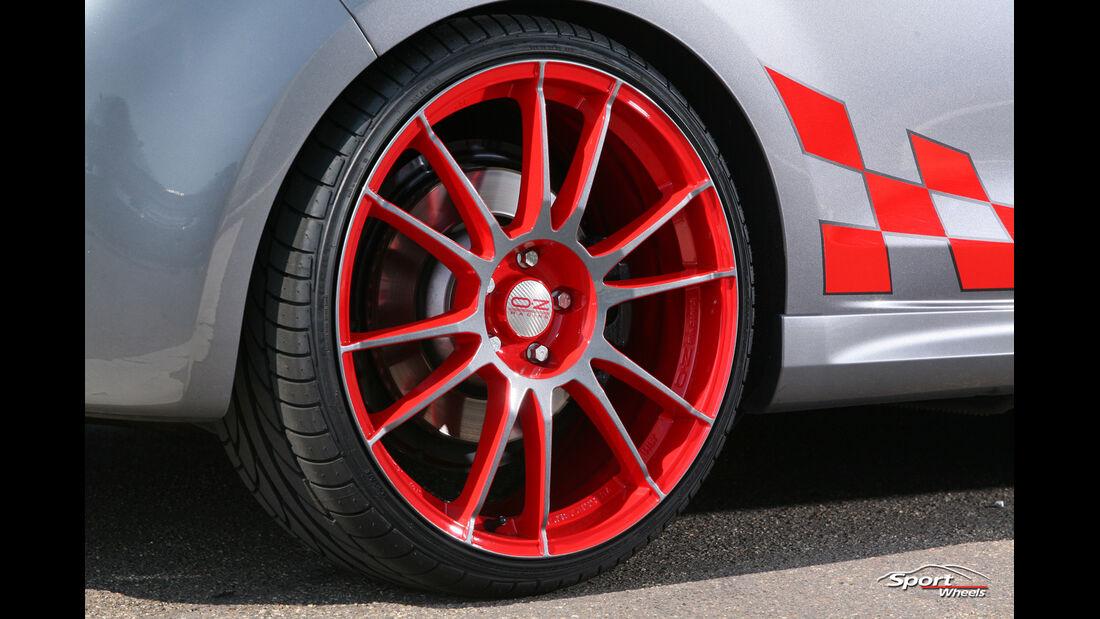 Sport Wheels VW Golf Felge