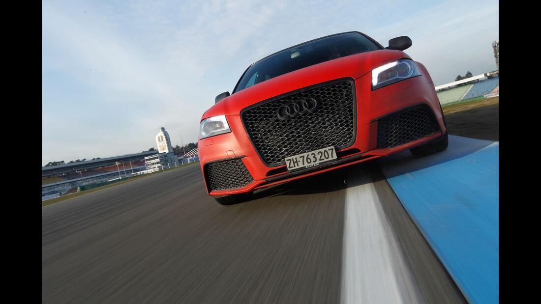 Sportec-Audi RS 470, Frontansicht, Kühlergrill
