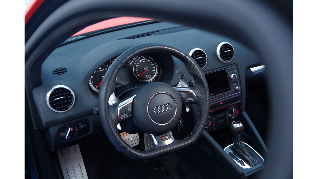 Sportec-Audi RS 470, Lenkrad, Cockpit