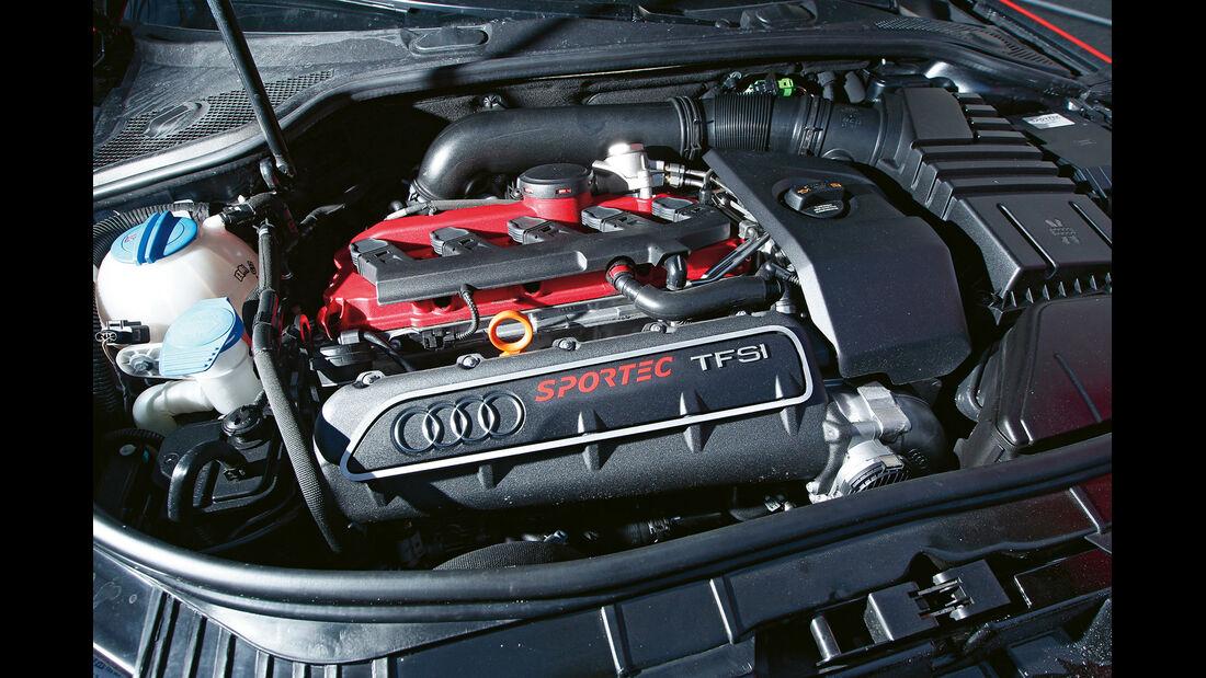 Sportec-Audi RS 470, Motor