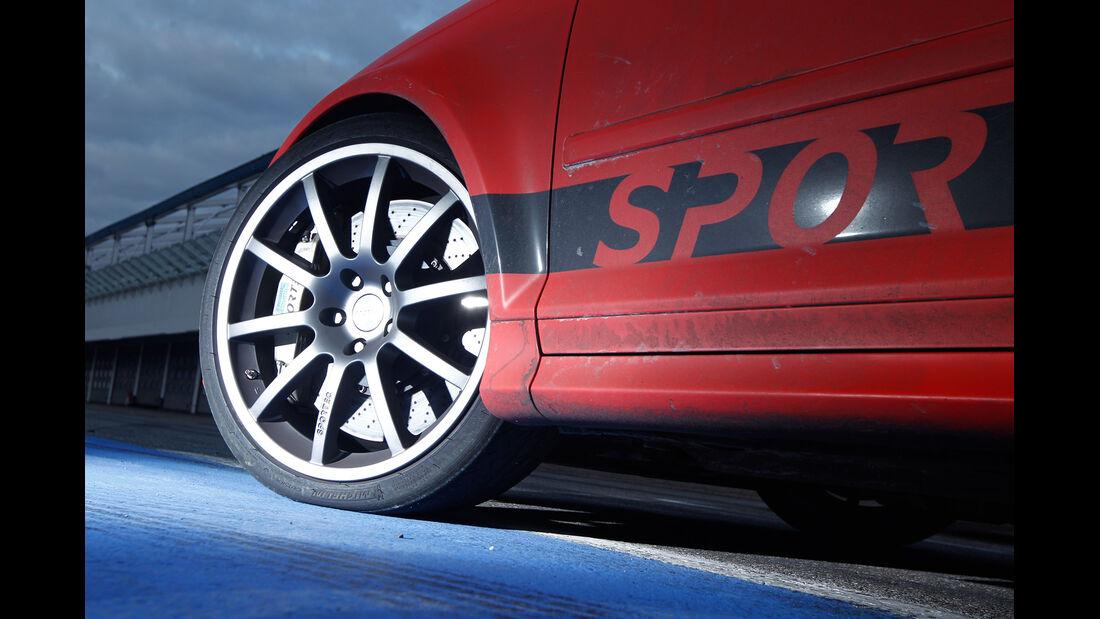 Sportec-Audi RS 470, Rad, Felge