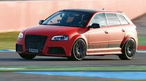Sportec-Audi RS 470, Seitenansicht