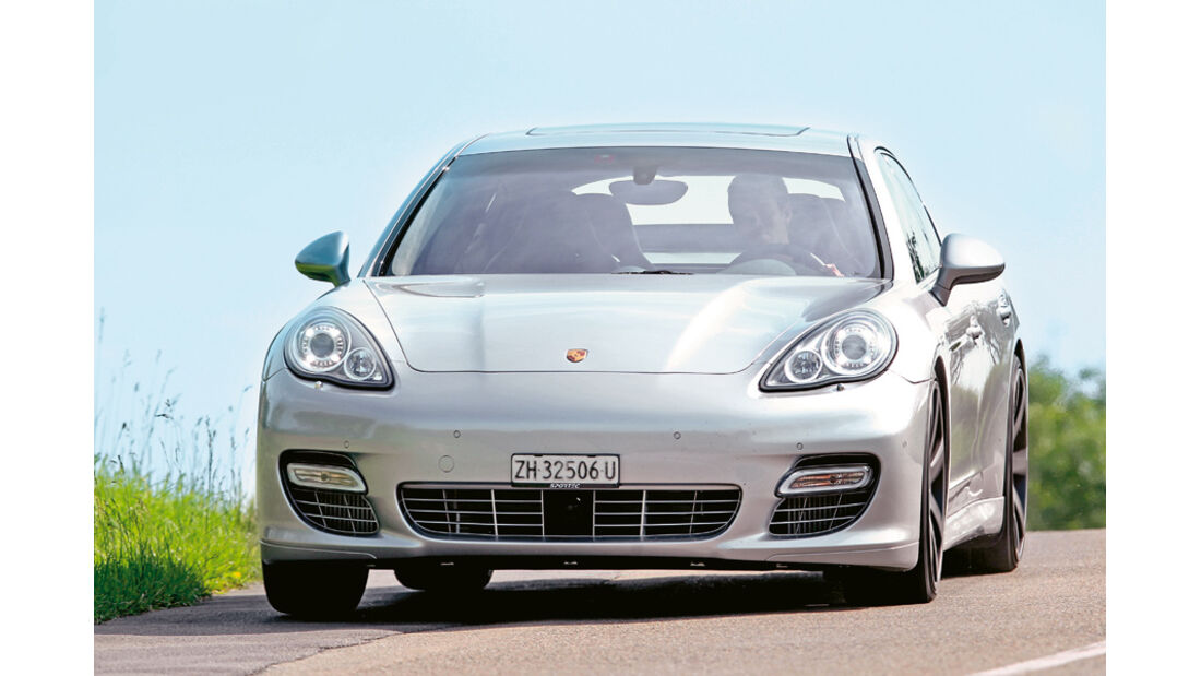 Sportec-Porsche Panamera SP575