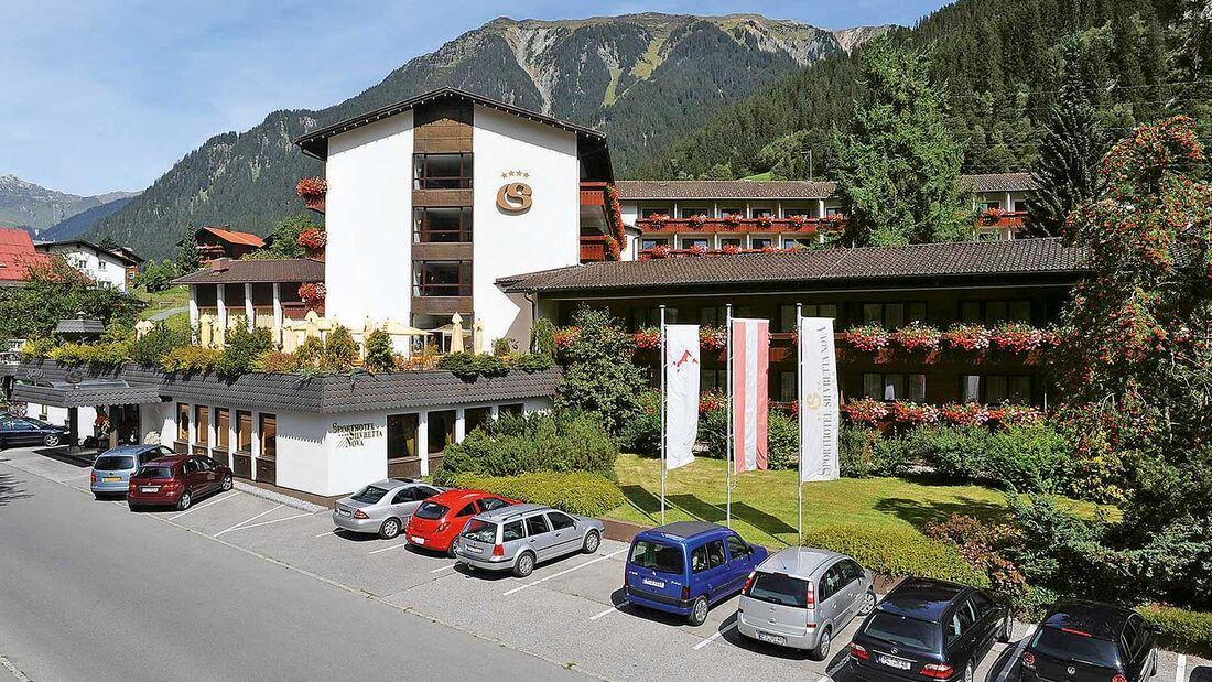 Sporthotel Silvretta Nova