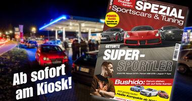 Sportscars & Tuning 2018 Titel Teaser