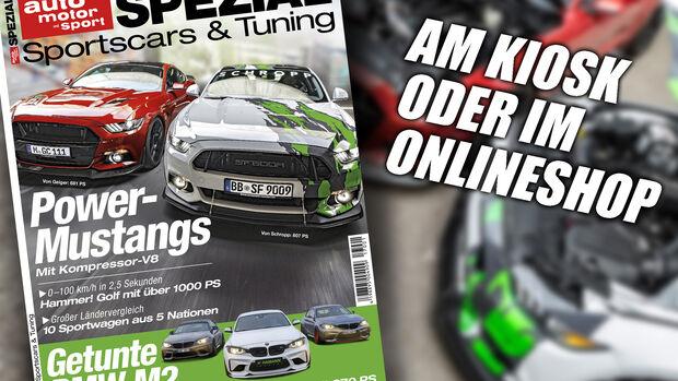 Sportscars & Tuning Sonderheft 2017