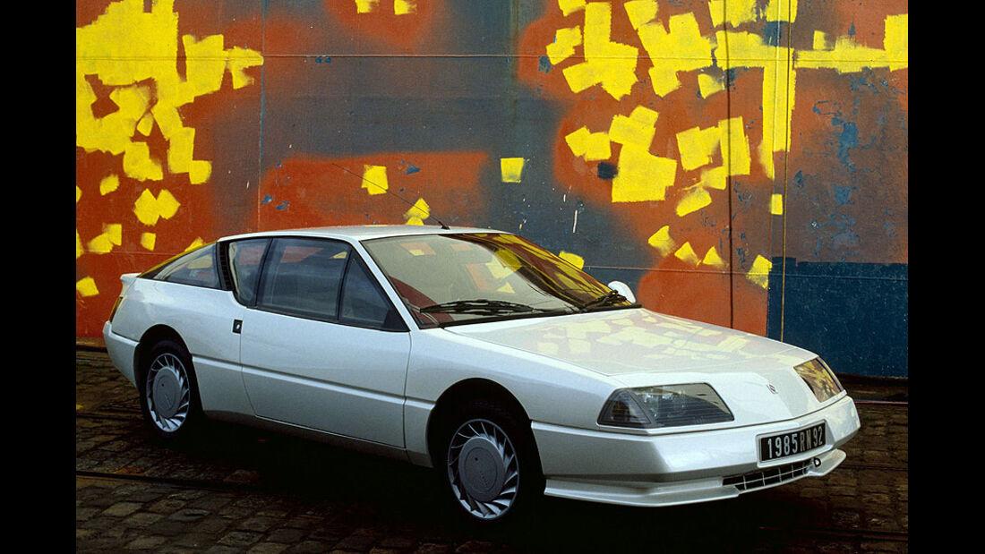 Sportwagen Exoten