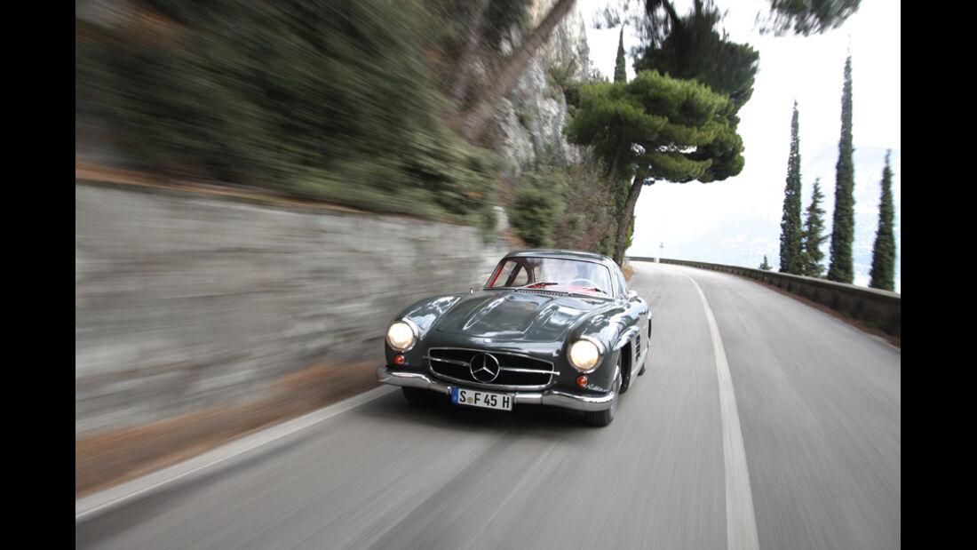 Sportwagen, Mercedes 300 SL