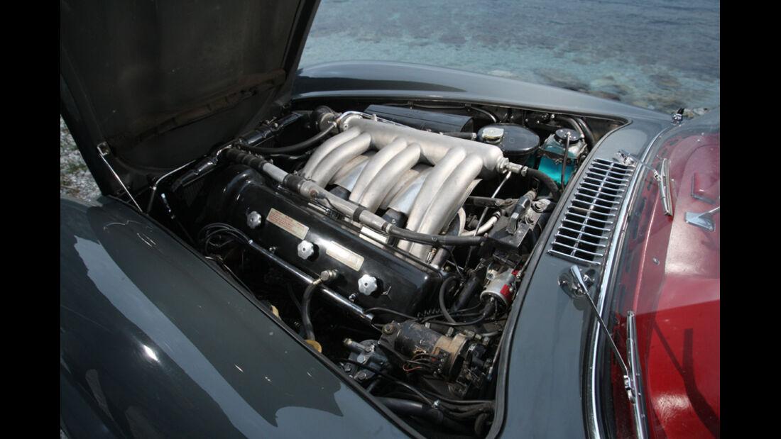 Sportwagen, Mercedes 300 SL, Motor