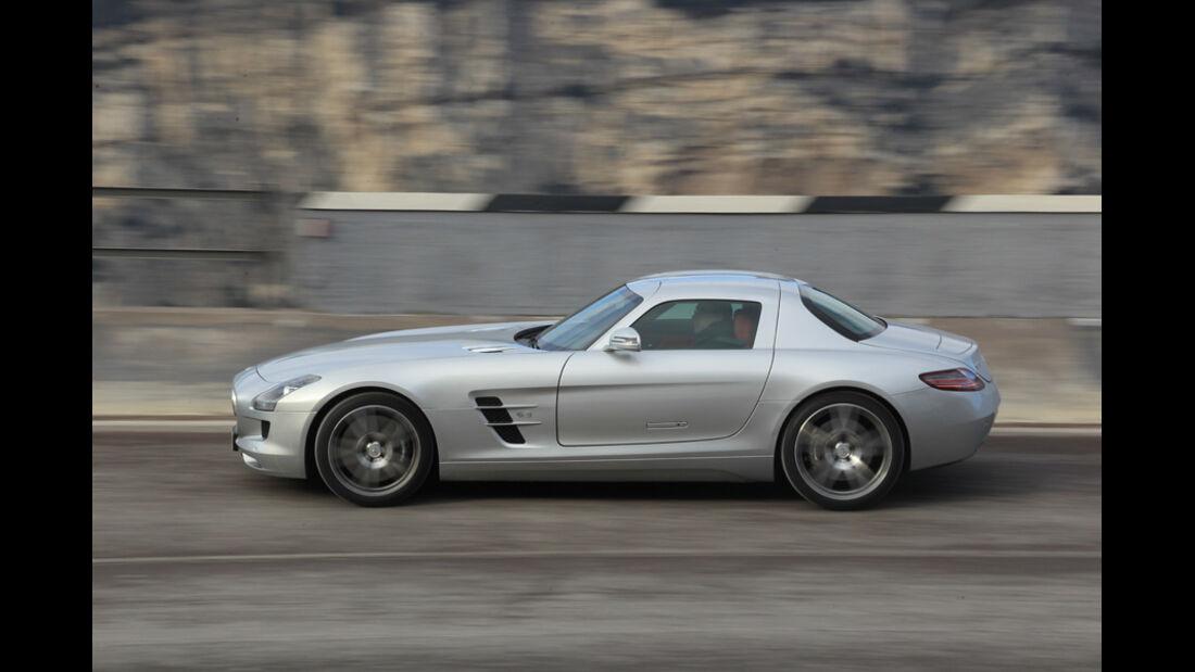 Sportwagen, Mercedes SLS AMG