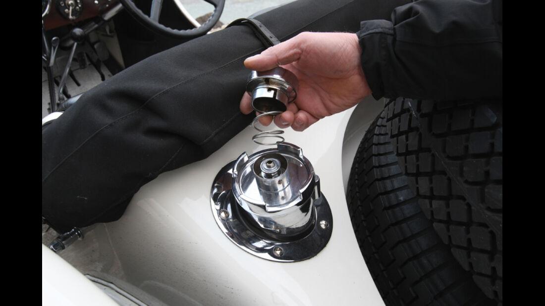 Sportwagen, Mercedes SSK